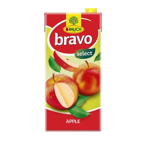 Sok Bravo jabuka nektar 2L, Rauch