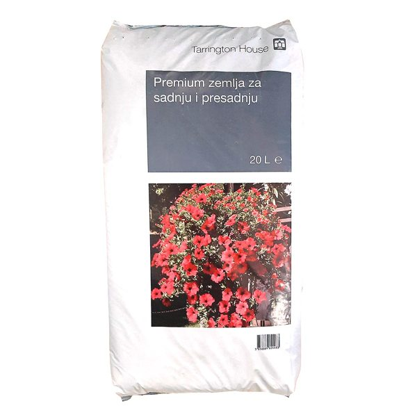 Tarrington House premium zemlja za sadnju i presadnju 20L