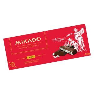 Mikado mliječna čokolada s rižom 225g, Zvečevo