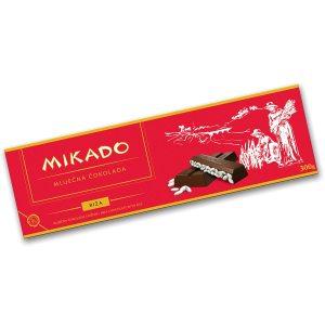 Mikado mliječna čokolada s rižom 300g, Zvečevo