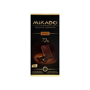 Mikado tamna čokolada kakao 100g, Zvečevo