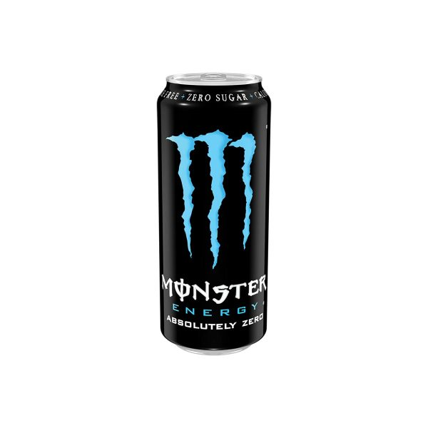 Monster Energy Absolutely Zero napitak 0,5L