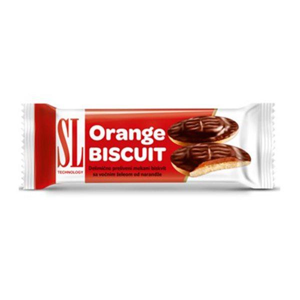 Orange biscuit 115g, Swisslion