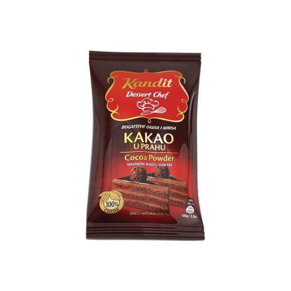 Dessert Chef kakao u prahu 100g, Kandit