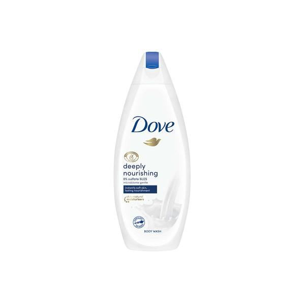 Dove Deeply Nourshing gel za tuširanje 250 mL