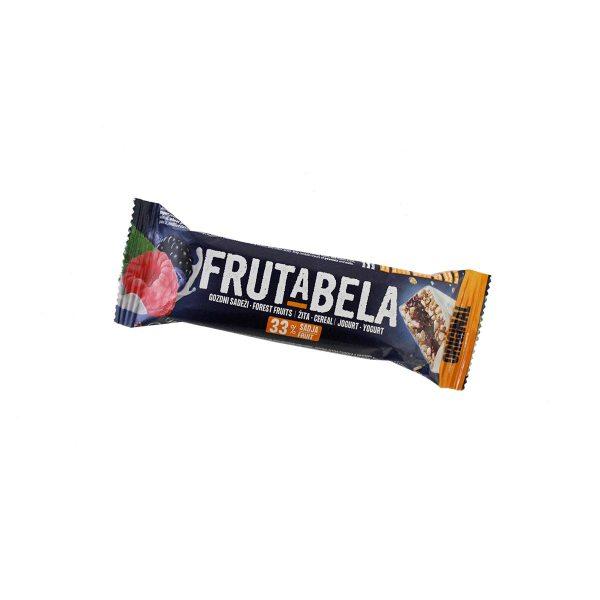Frutabela žitna pločica šumsko voće i jogurt 30g