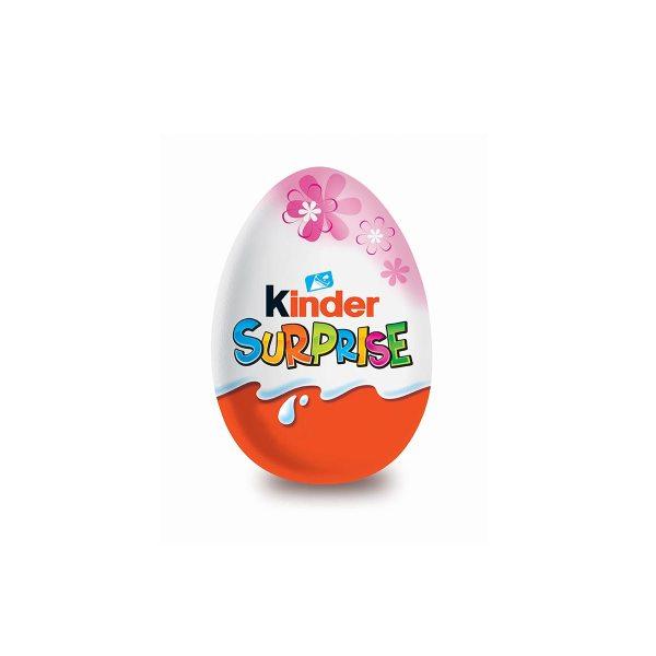 Kinder Surprise Lei čokoladno jaje 20g, Ferrero