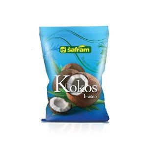 Kokos brašno 200g Šafram