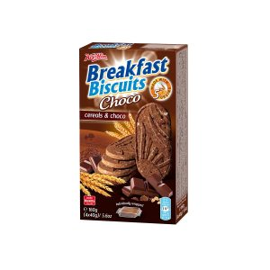 Breakfast biscuits - Cereals & Choco 160g, Koestlin