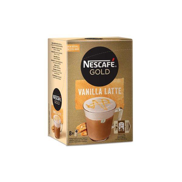 Nescafé Gold Vanilla Latte 148g