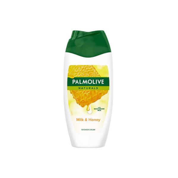 Palmolive Naturals krema za tuširanje milk & honey 250mL
