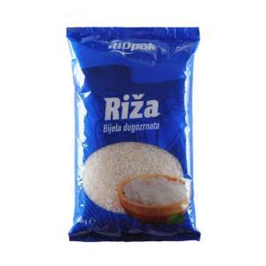 Riža bijela dugo zrno 1kg, Rio-Pak