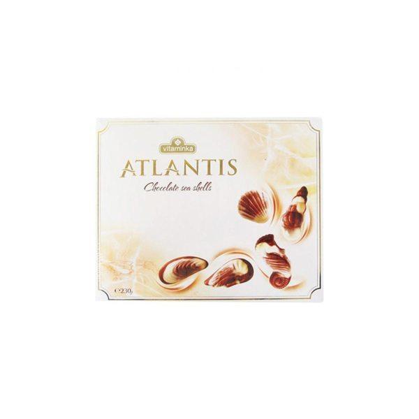 Atlantis čokoladne morske školjke 230g, Vitaminka