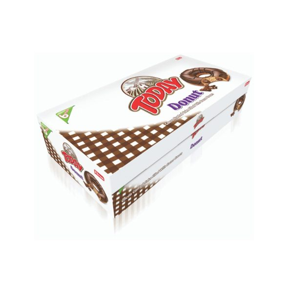 Today Donut kakao 6x50g, Elvan