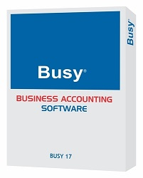Buy or Renew Busy Standard Edition Software for F.Y. 2018-19 at 20% Discount