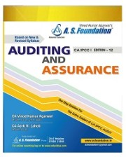 CA IPCC AUDITING & ASSURANCE BOOK