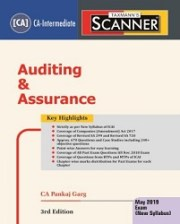 Scanner - Auditing & Assurance by Pankaj Garg - New Syllabus (CA- Intermediate)