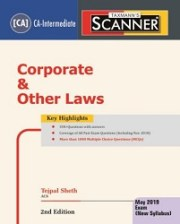 Scanner - Corporate & Other Laws by Tejpal Sheth