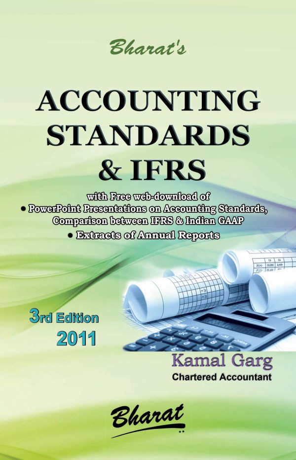 ACCOUNTING STANDARDS & IFRS (with FREE DOWNLOAD)
