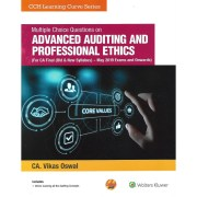 CA FINAL ADVANCED AUDITING AND PROFESSIONAL ETHICS BY VIKAS OSWAL (OLD & NEW SYLLABUS)