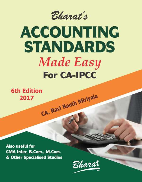 CA IPCC ACCOUNTING STANDARDS Made Easy For CA-IPCC