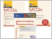 CA Final Law and Audit MCQ's and Scanner - Advanced Auditing & Professional Ethics New Syllabus By Pankaj Garg