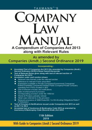 company-law-manual