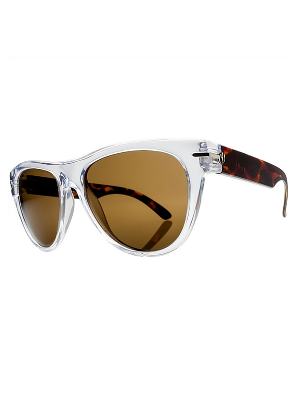 Electric Arcolux Sunglasses - Tort Crystal- Bronze