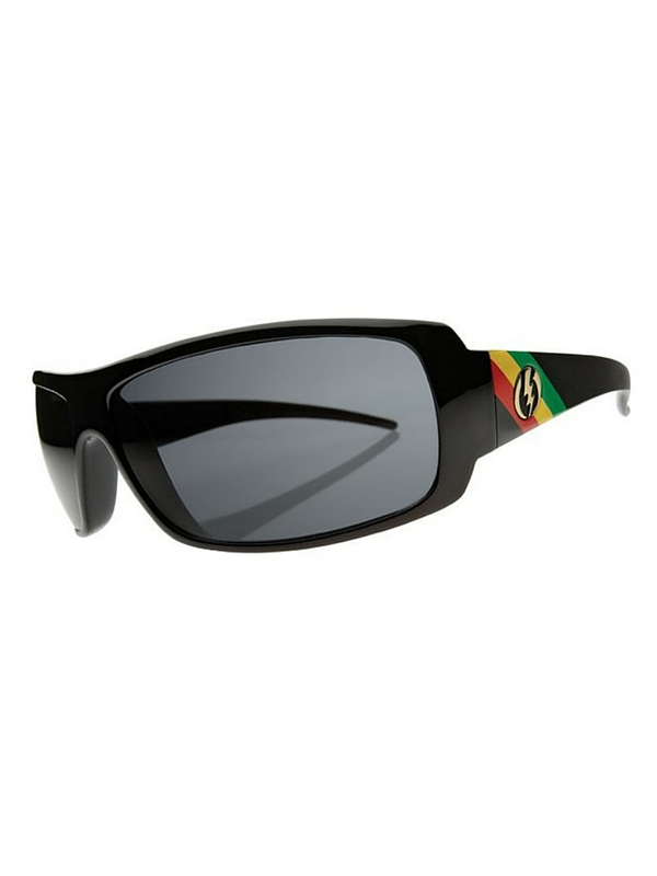 Electric Charge Sunglasses Tweed- Grey