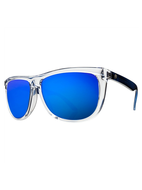 Electric Tonette Sunglasses Arctic- Grey Blue Chrome