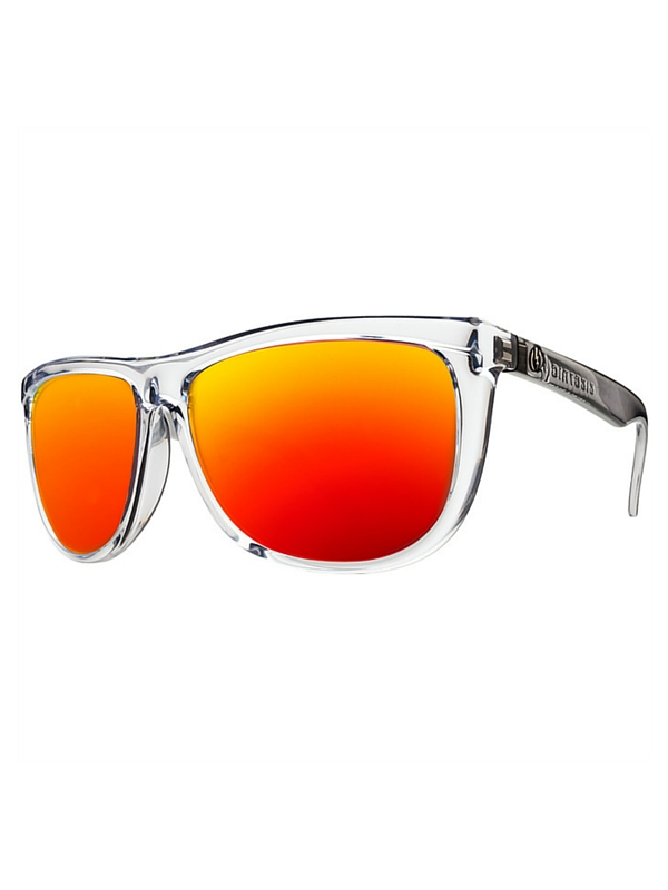 Electric Tonette Sunglasses Cool Grey- Grey Fire Chrome