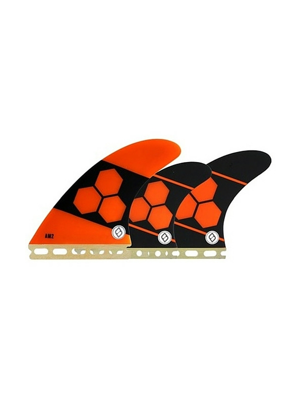 SHAPERS FINS FUTURE CORE LITE AM2 5 FIN SET