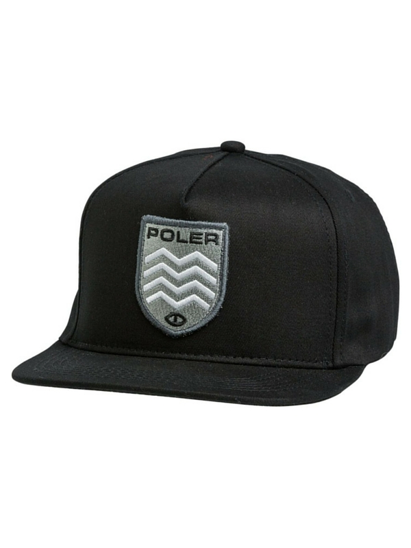 POLER D PATCHES SNAPBACK HAT