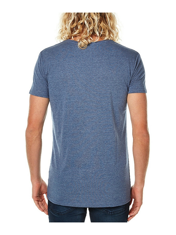 SILENT THEORY OVER CROTCH MENS TEE – NIGHT BLUE (1)