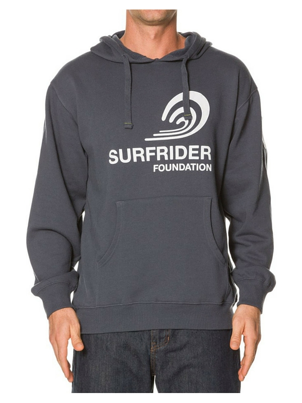 SURFRIDER PROTECT AND SURF PULLOVER FLEECE
