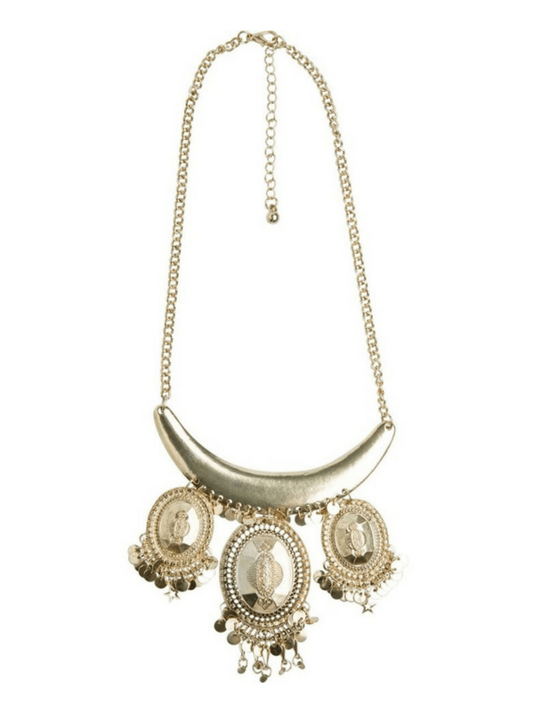 MAROMA STATEMENT NECKLACE