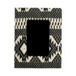 SIMPLY NOVA PRINTED TAPESTRY PICTURE FRAME