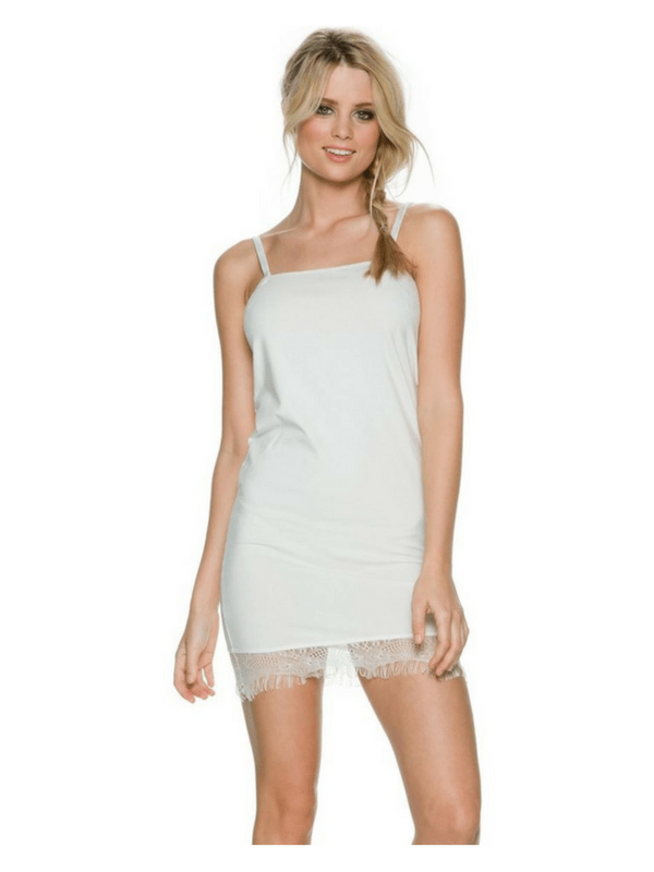 VOLCOM SLICK SLIP DRESS