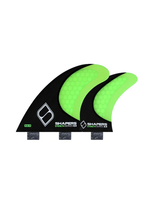 shapers-fins-fcs-carbon-stealth-sq3-quad-fin-small-green-black