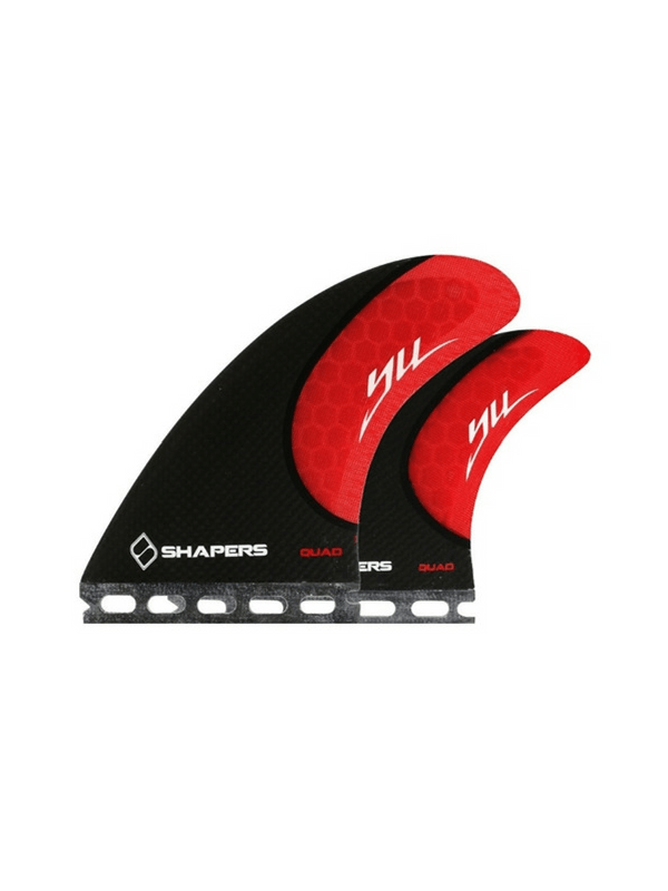 shapers-fins-future-carbon-stealth-yu-quad-fin-small-red-black