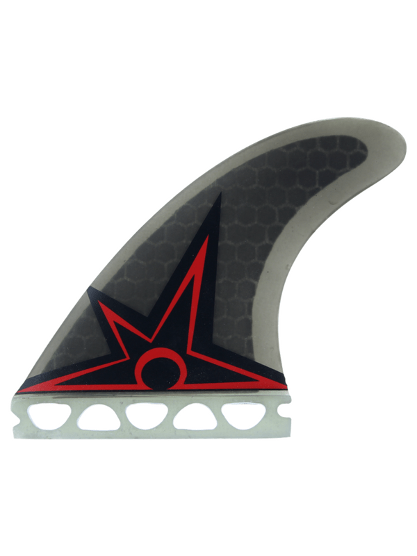 KINETIC RACING BRUCE IRONS ULTRA CORE S-M FFS BLACK RED