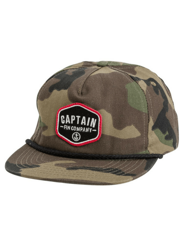 CAPTAIN FIN CLASSICAL PREMIUM HAT