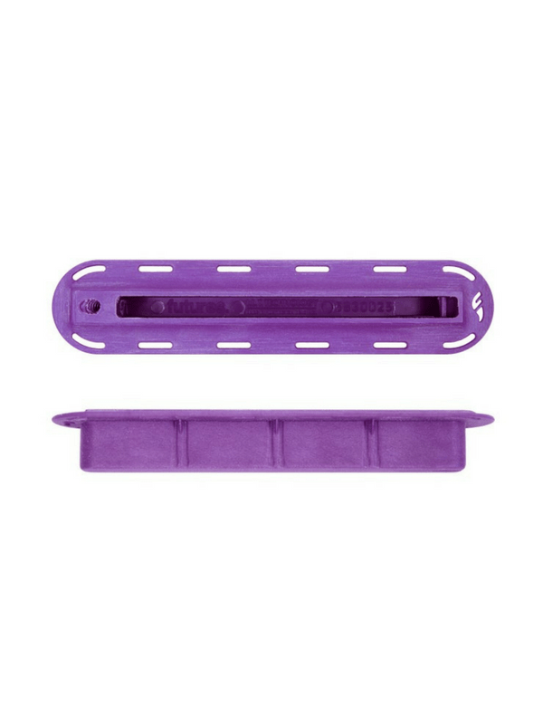FUTURES FINS 34'' PURPLE FIN BOX W 10-24 THREAD SIDE