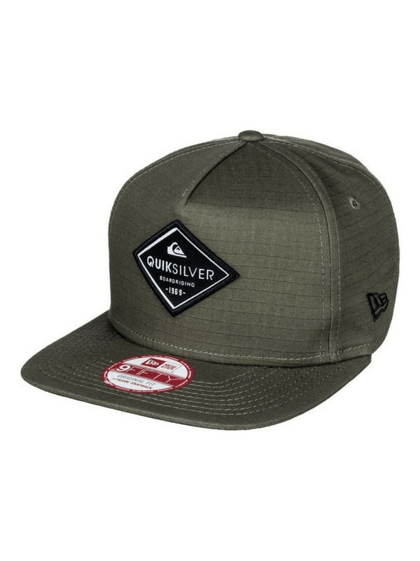 QUIKSILVER STAKES SNAPBACK HAT