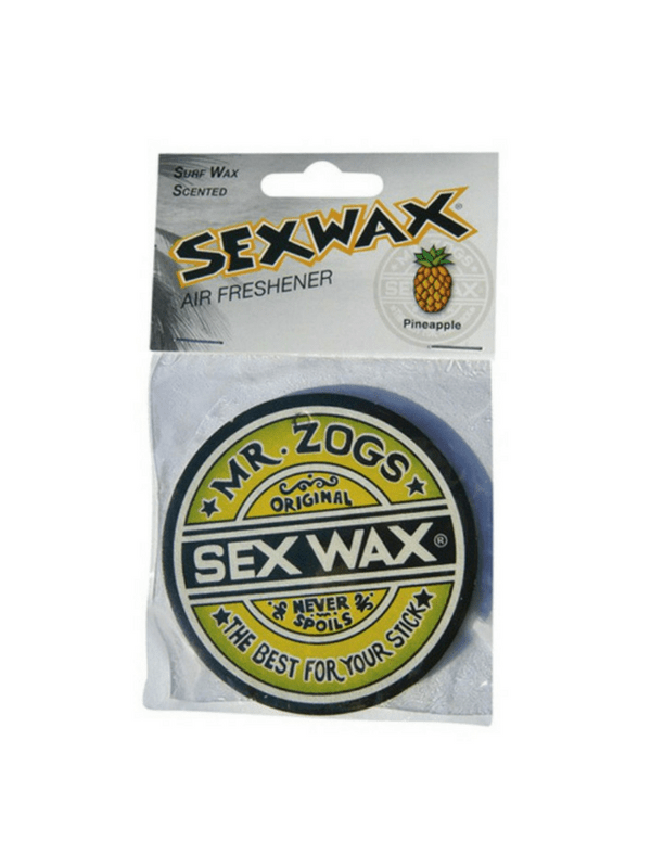 SEX WAX AIR FRESHENER – PINEAPPLE