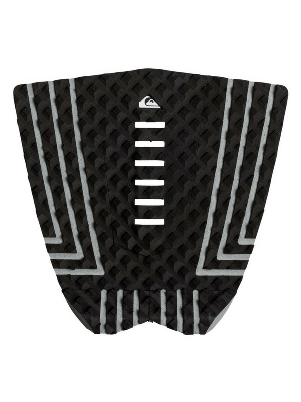 QUIKSILVER THE SUIT TRACTION PAD - BLACK GREY