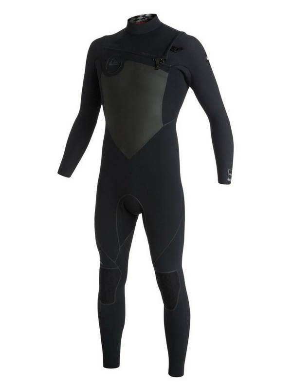 QUIKSILVER AG47 PERFORMANCE 43MM CHEST ZIP WETSUIT