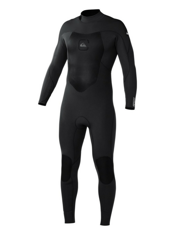 Quiksilver Syncro 543mm Back Zip Wetsuit