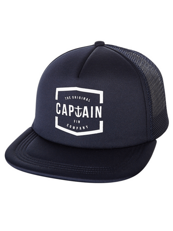 CAPTAIN FIN LYNARD FOAM TRUCKER HAT