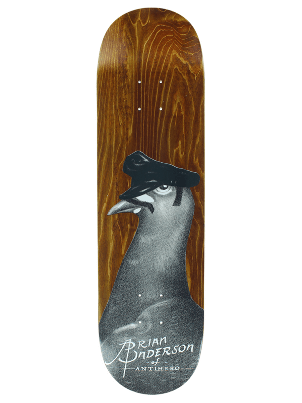AH ANDERSON FEATHER DADDY DECK-8.5